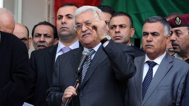 """عباس يعلن عن اتخاذ """"رزمة"""" إجراءات ضد إعلان ترامب حول القدس"""