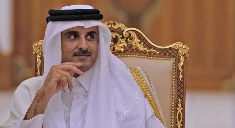 أمير قطر يدشّن حسابه على تويتر.. وهذا ما قاله في أول تغريدة