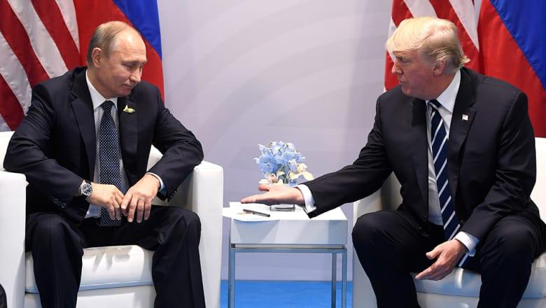 """بوتين يدعو ترامب إلى """"تعاون براغماتي"""".. ويؤكد للأسد التزامه بدعم سوريا"""