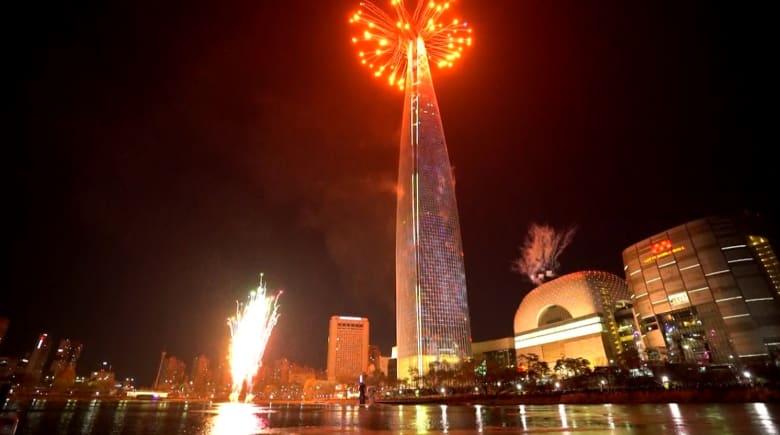 شاهد.. احتفالات كوريا الجنوبية بالعام الجديد