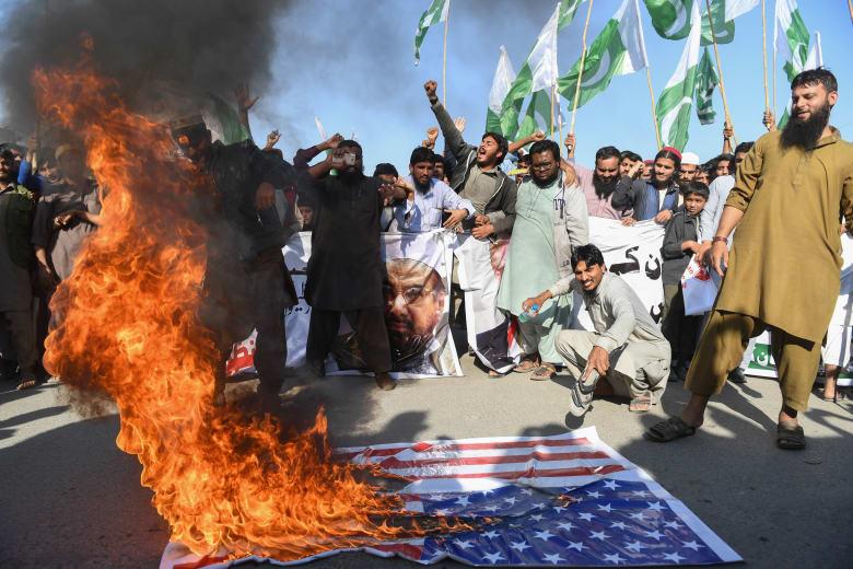 باكستان تعقد اجتماعاً أمنياً طارئاً بعد تغريدة ترامب