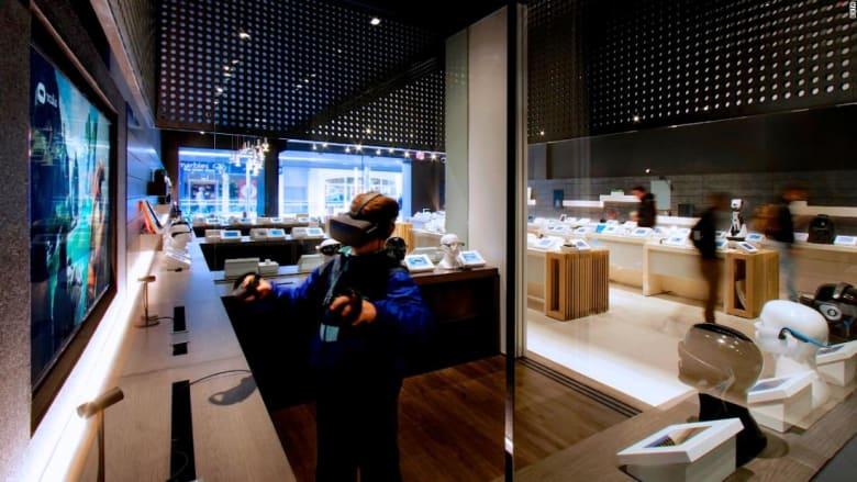كيف سنتسوق من المتاجر مستقبلاً؟