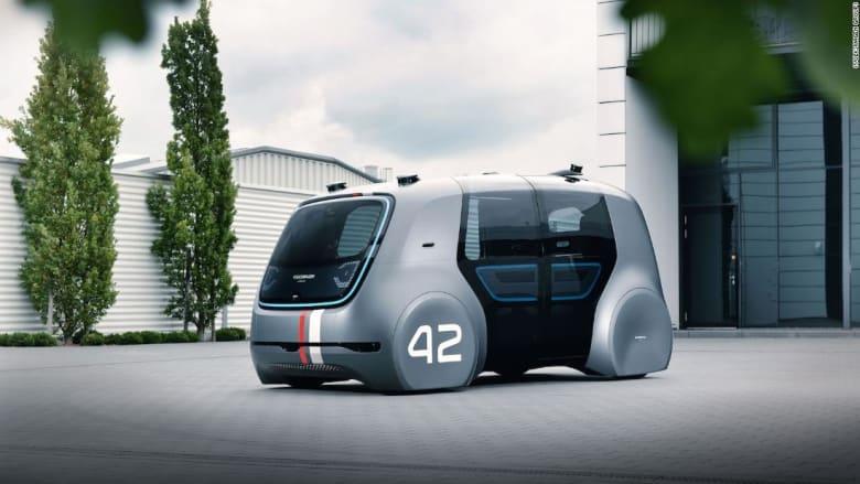 """""""هيونداي"""" و""""فولكس فاجن"""" تتعاقدان مع شركة ناشئة لتصنيع سيارات ذكية"""