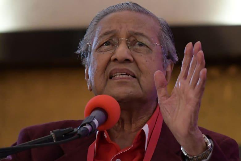 مهاتير محمد يعود إلى الواجهة مرشحا للمعارضة الماليزية