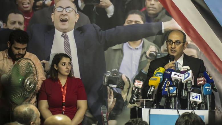 حزب أسسه البرادعي يعلن دعم خالد علي في انتخابات الرئاسة المصرية