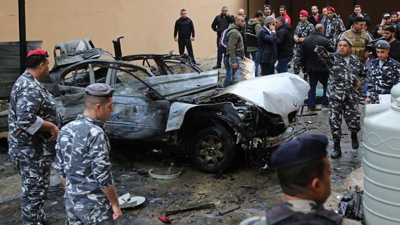 حماس تشير لإسرائيل في انفجار استهدف أحد كوادرها في لبنان