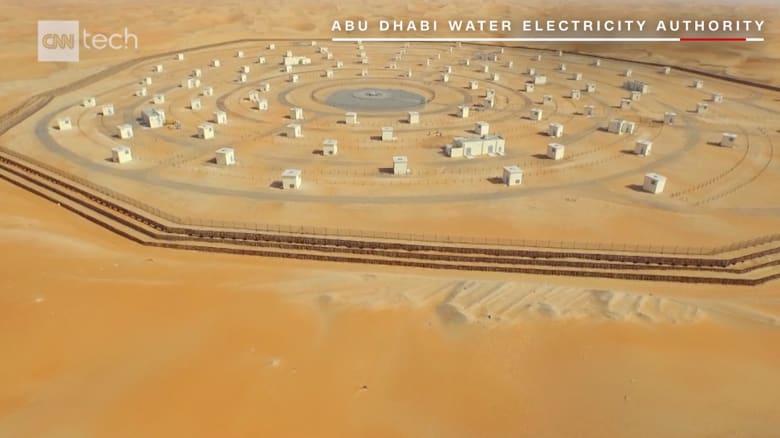 هذا هو أكبر خزان صناعي للمياه المحلاة بالعالم.. وموقعه الإمارات!