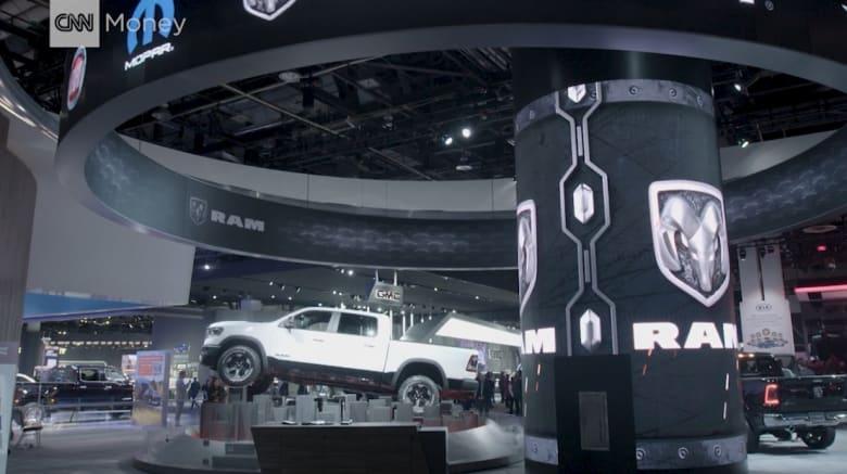 """مصنعو السيارات الأمريكية يراهنون على الـ """"بيك أب"""".. شاهد أحدث الطرازات"""