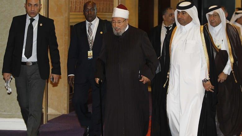 القرة داغي مهاجما قضاء مصر بعد الحكم على القرضاوي: محاكم لتصفية رموز 25 يناير