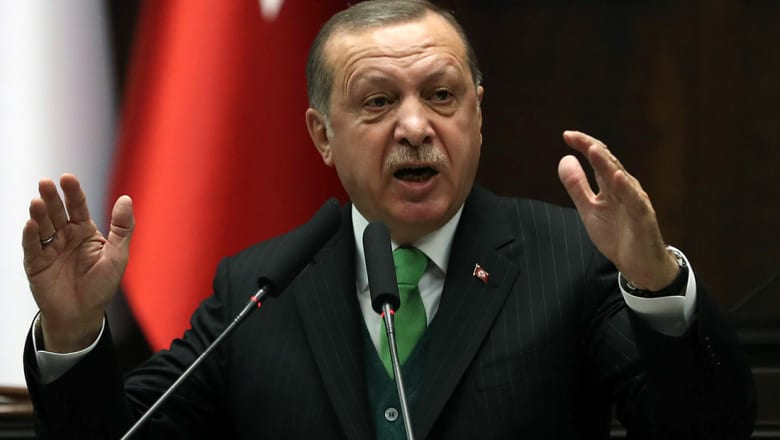 أردوغان: عملية عفرين بدأت فعليا.. وسيتبعها منبج