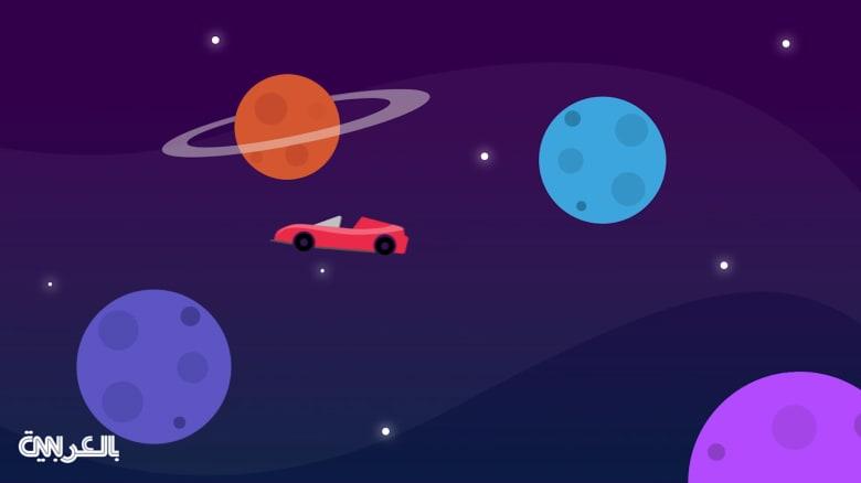 هكذا ستنطلق سيارة إلى المريخ