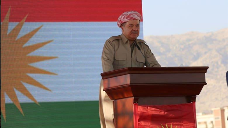 البرزاني عن العمليات التركية بسوريا: تاريخيا الحرب والعنف يعقدان الأوضاع بالشرق الأوسط