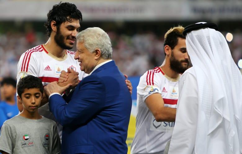 مرتضى منصور يوجه تحذيرا لرئيس النادي الأهلي