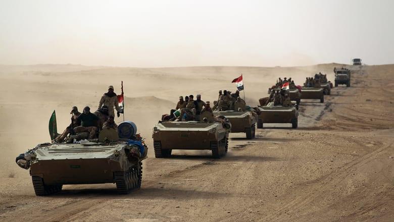 مصادر: مقتل 8 وإصابة مسؤول بالأنبار بعملية عراقية أمريكية مشتركة