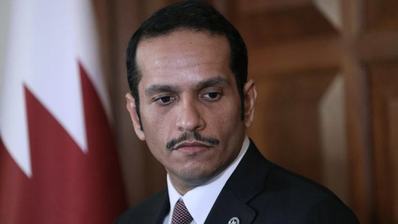 وزير خارجية قطر: نحن محاطون بدول تتناحر من أجل الهيمنة.. وأظهرنا قدرتنا على الصمود