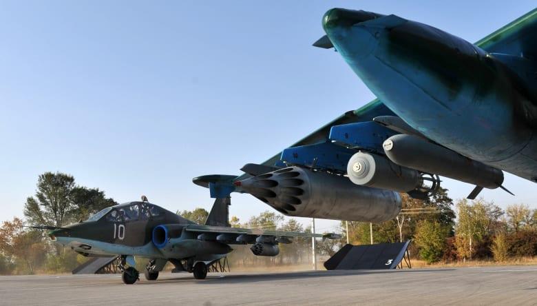 روسيا: طيارنا القتيل بسوريا أنهى حياته بتفجير قنبلته اليدوية