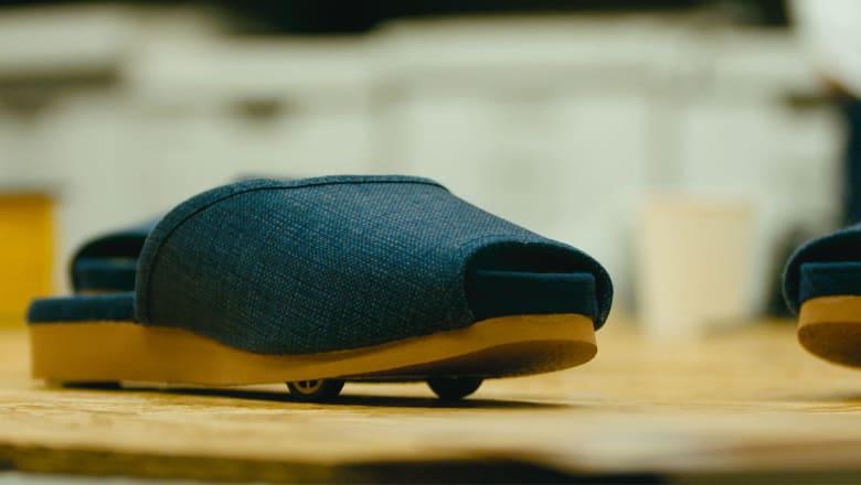 """أحذية ذكية وسرير يرتب نفسه.. في فندق شركة """"نيسان"""" الذكي"""
