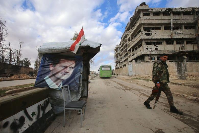 أمريكا تبحث عن أدوار روسية وإيرانية بهجوم على مستشاريها بسوريا
