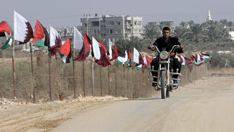 أمير قطر يوجه بتقديم 9 ملايين دولار كمساعدات لغزة