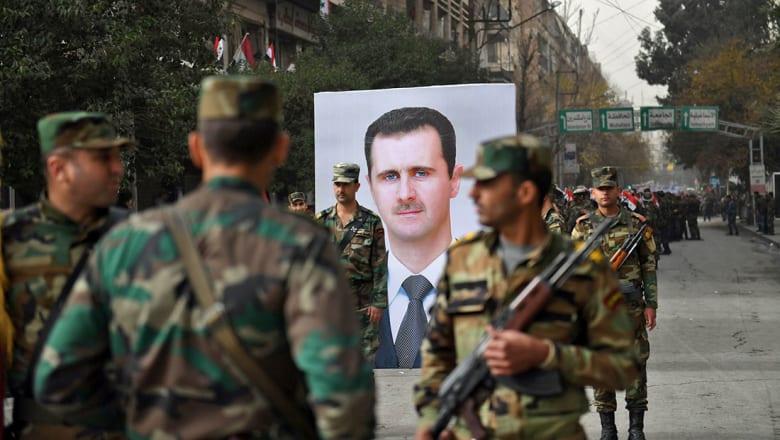 """الجيش السوري يعلن إنهاء تواجد داعش بحلب وحماة.. والسعودية تدين قصف الغوطة بـ""""الكيماوي"""""""