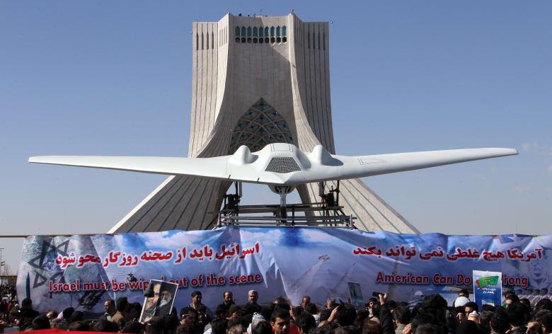 """إسرائيل: طائرة إيران نسخة من """"شبح"""" أمريكية.. ونعرف مهمتها"""