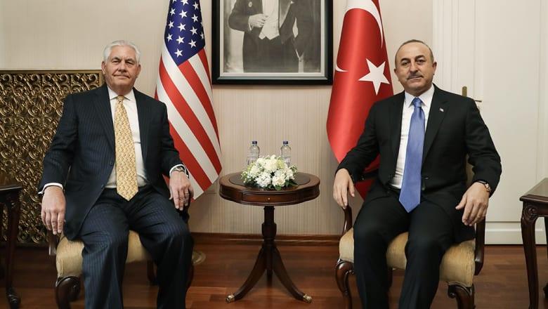 بيان تركي أمريكي يؤكد رفض التغيير الديموغرافي وفرض الأمر الواقع بسوريا
