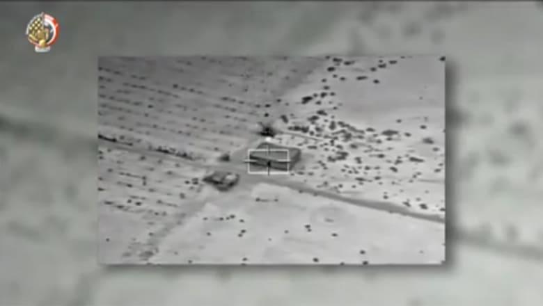 الجيش المصري: قصف مدفعي ضد 166 هدفا بشمال ووسط سيناء