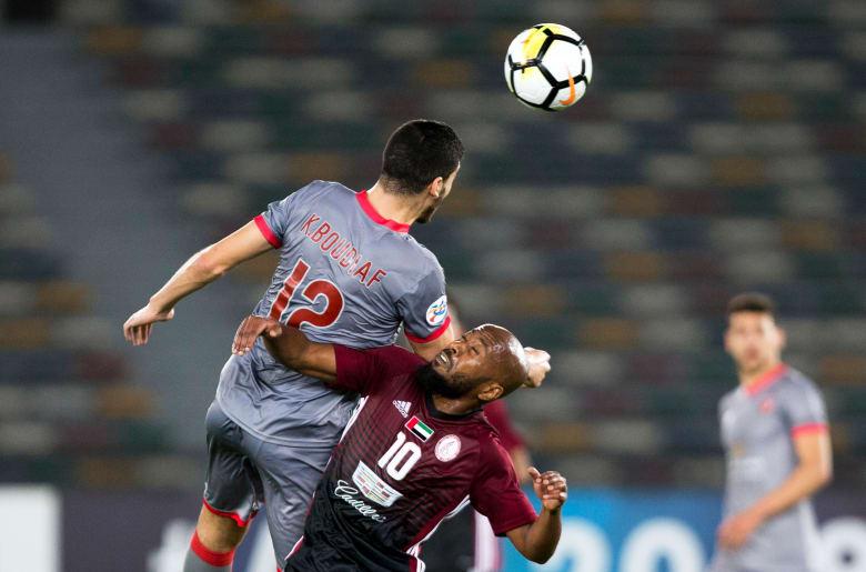 الدحيل القطري يفوز على الوحدة الإماراتي للمرة الأولى في تاريخه
