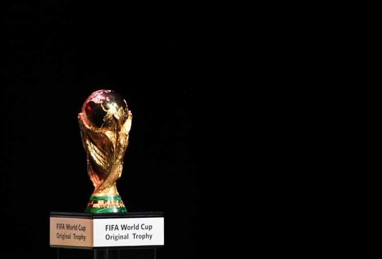 كأس العالم يصل إلى رام الله بعد يوم من مغادرته تل أبيب في جولته الذهبية