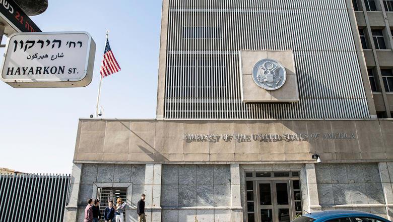 خارجية أمريكا توضح تفاصيل موعد فتح وعمل السفارة بالقدس