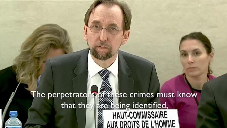 مفوض حقوق الإنسان: ما يحدث بالغوطة قد يصل لجرائم حرب