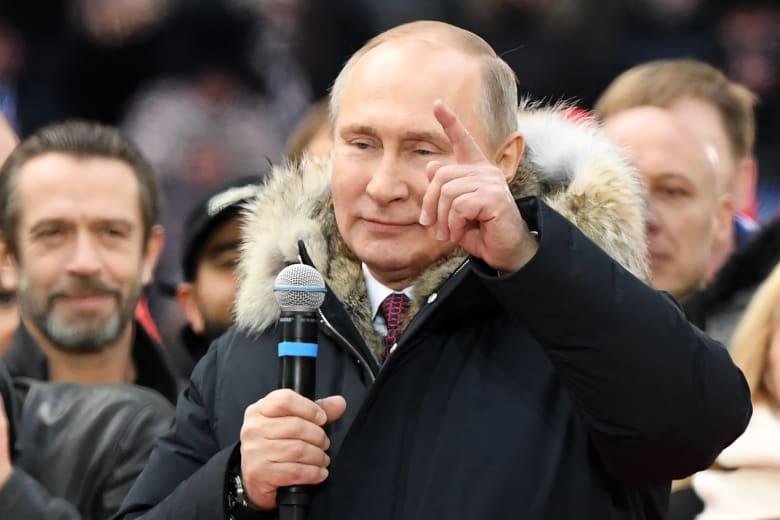 إيران: بوتين يدعمنا بقوة وأوعز بفتح مساجد للشيعة في روسيا