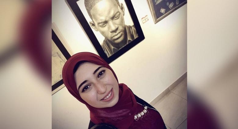 ويل سميث ينشر صورة لشابة مصرية رسمته.. إليكم ردة فعلها