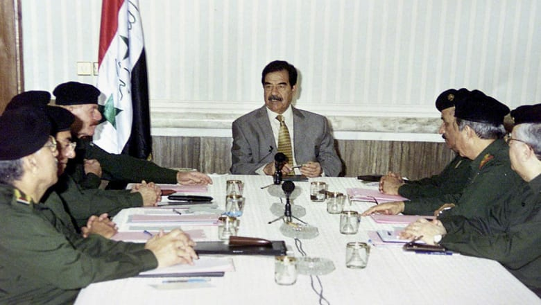 العراق: مصادرة أموال صدام حسين و4257 شخصا بنظامه