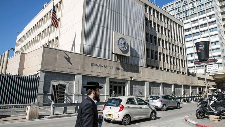 خارجية أمريكا توضح موقع السفارة بالقدس: جزء غربي وآخر فيما يعتبر بالأرض التي لا يملكها أحد
