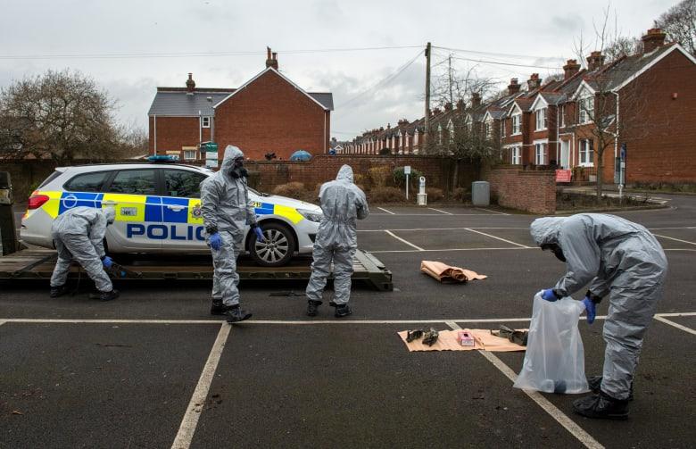 بريطانيا: تلميحات بفرض عقوبات على روسيا في تهمة اغتيال سكريبال وابنته