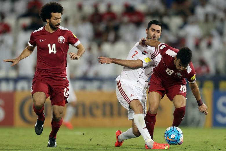 الاتحاد الرياضي السوري العام ينفي علمه بتوقيع اتفاقية رياضية بين سوريا وقطر
