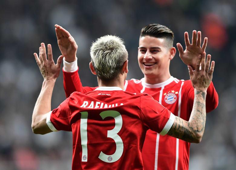 بايرن ميونخ يلحق بركب المتأهلين إلى ربع نهائي دوري أبطال أوروبا