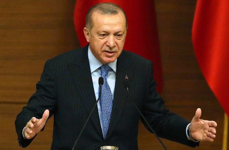 """أردوغان يعلن """"السيطرة الكاملة"""" على مركز مدينة عفرين"""