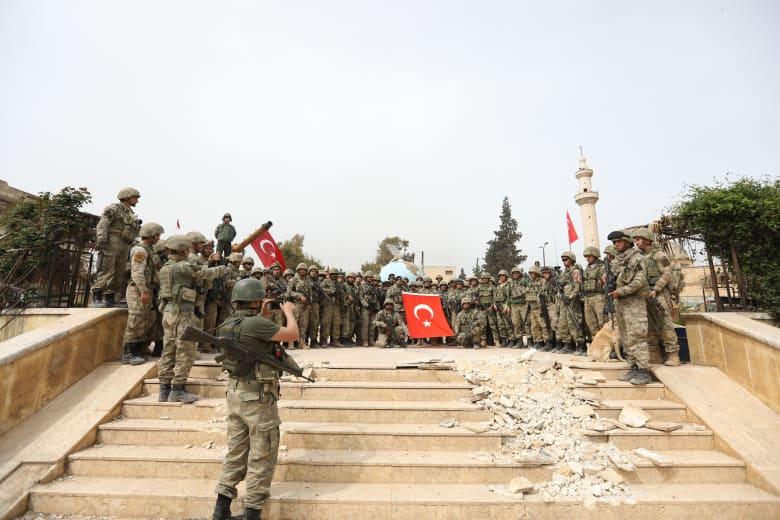 متحدث باسم الحكومة التركية: لن نبقى في عفرين هدفنا هو تطهيرها من الإرهابيين وإرساء الأمن بها ومن ثم تسليمها