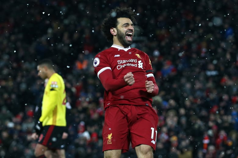 كم ستبلغ قيمة فائدة ليفربول في حال بيع محمد صلاح حاليا؟