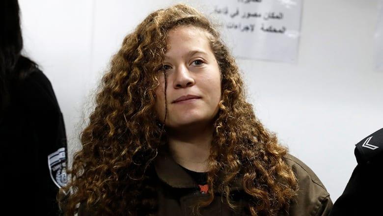 ما هي تفاصيل الصفقة التي أدت للحكم على عهد التميمي بالسجن 8 أشهر؟