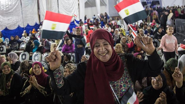 بدء الصمت الانتخابي بسباق الرئاسة المصرية