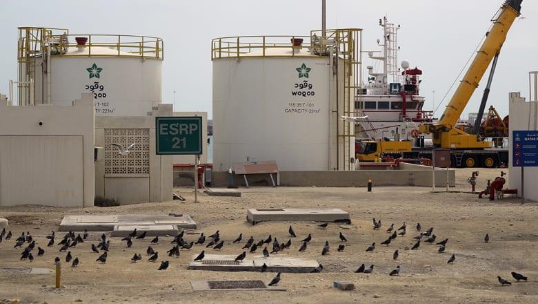 """""""قطر للبترول"""" ترفع حد تملك غير القطريين بشركات الطاقة بالبورصة إلى 49%"""