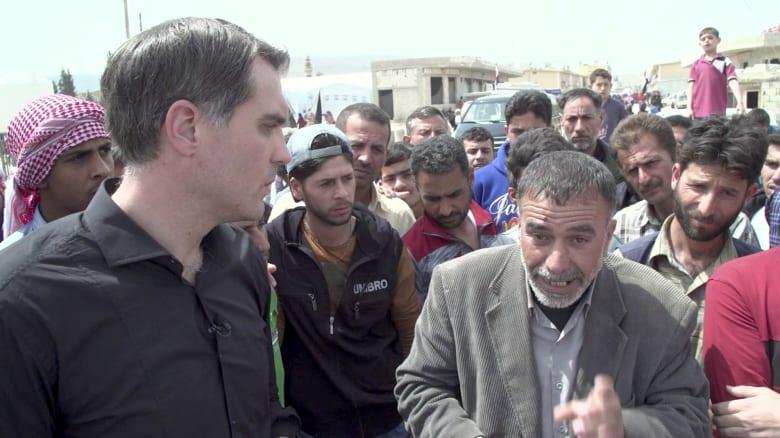 نازحو الغوطة في دمشق.. وقصص مروعة عن الحرب