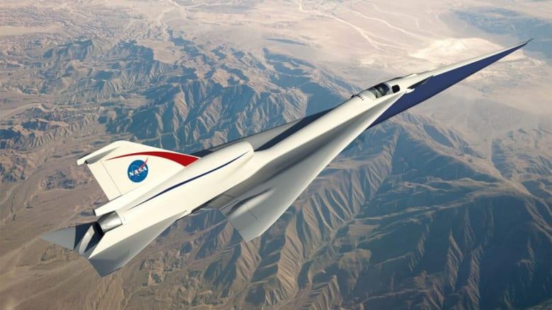 """هل تعيد طائرات """"إكس"""" من """"ناسا"""" إحياء التنقل الخارق للصوت؟"""