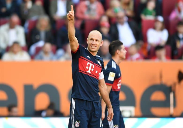 بايرن ميونخ بطلا للدوري الألماني للمرة السادسة على التوالي