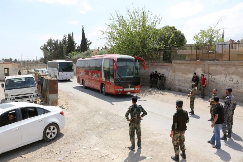"""منظمة حظر الكيماوي تعلن إرسال مفتشين إلى دوما السورية """"بوقت قصير"""""""
