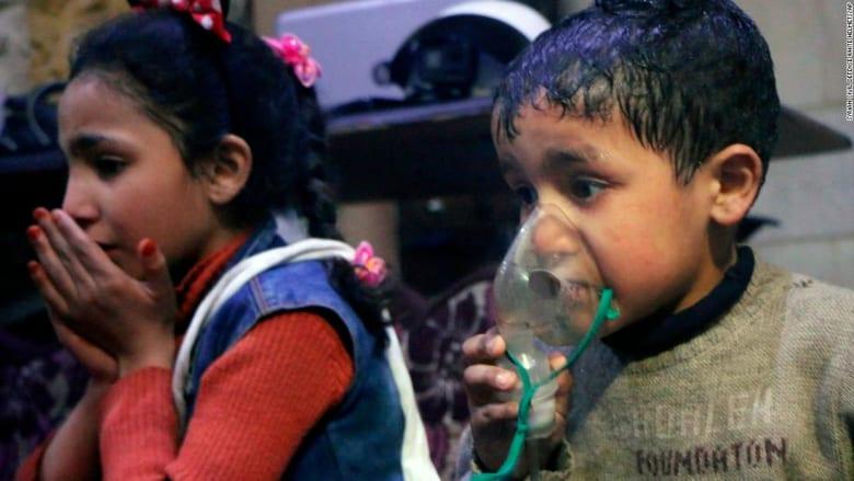 منظمة الصحة العالمية: أكثر من 500 شخصاً تأثروا بالهجوم الكيماوي المزعوم