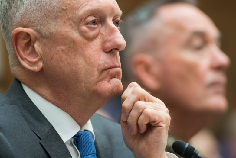 ماتيس حول الهجوم الكيماوي بسوريا: بعض الأمور لا يمكن غفرانها